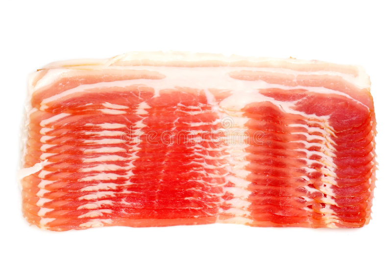 Bacon royalty-vrije stock fotografie