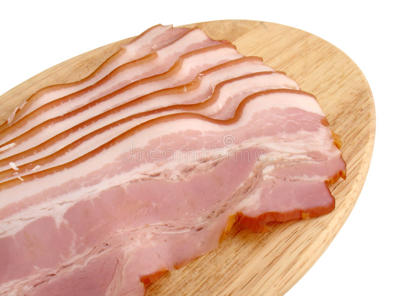 Download Bacon stock photo. Image of pork, dieting, caloric, cooking - 654560