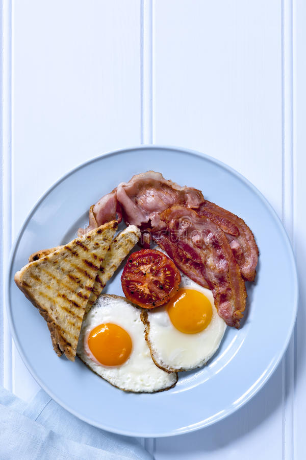 Download Bacon And Eggs Stock Image - Image: 31585151