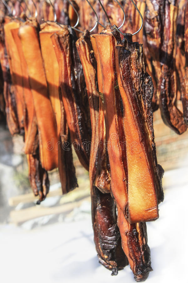 Bacon royalty free stock image