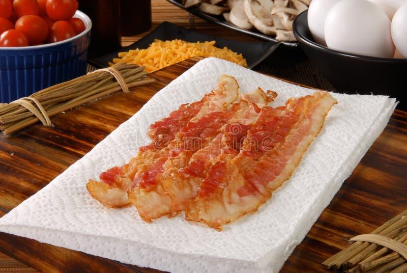 Bacon Strips Stock Photos