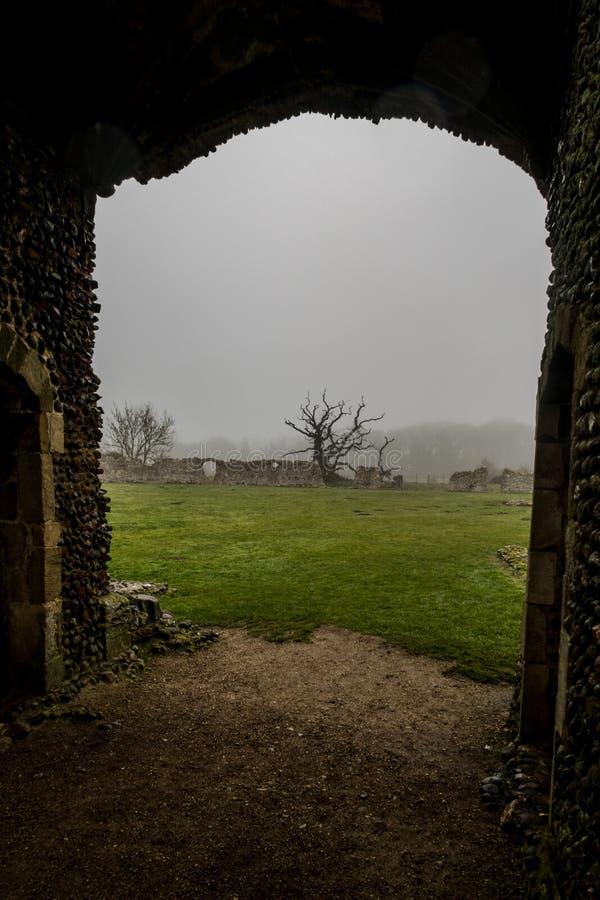 Free Baconsthorpe Castle, Norfolk, England Stock Images - 92180004