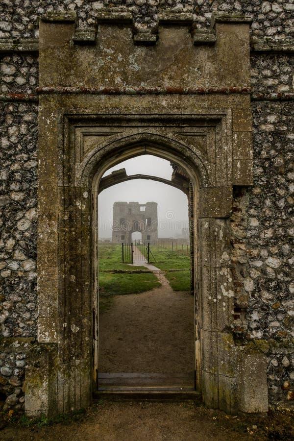 Free Baconsthorpe Castle, Norfolk, England Stock Image - 92180151