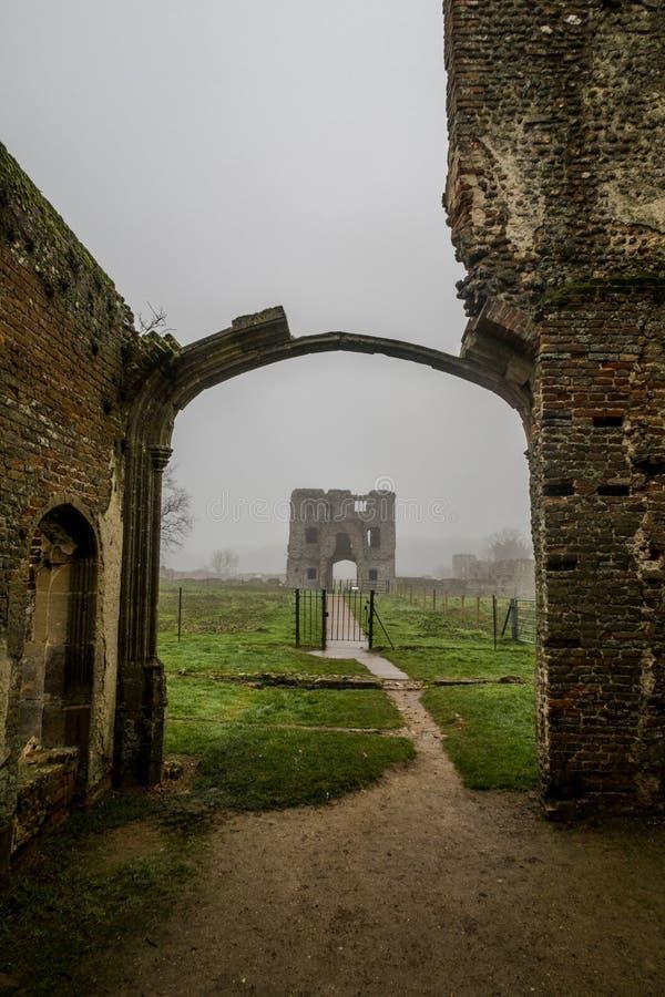Free Baconsthorpe Castle, Norfolk, England Stock Images - 92180174