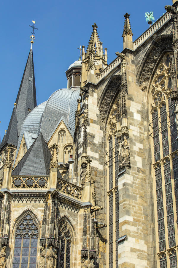 Bad Aachen bad aachen stock image image of building landmarks 40962353