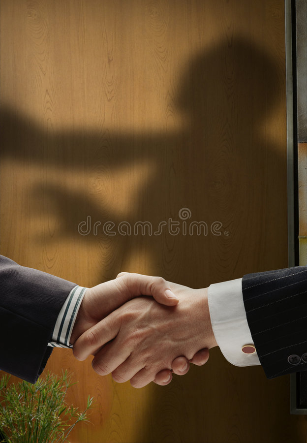 Download Bad business stock photo. Image of disloyalty, formal - 7026420