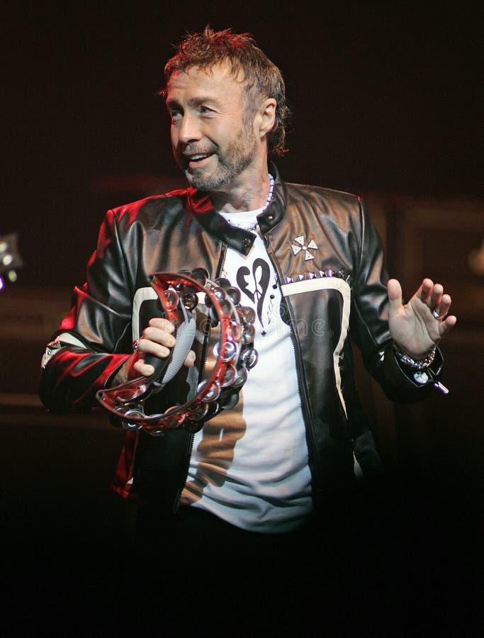 Bad Company se realiza en concierto fotografía de archivo