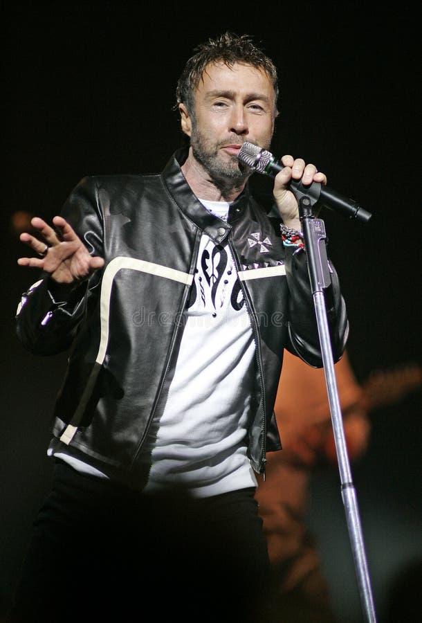 Bad Company se realiza en concierto foto de archivo libre de regalías