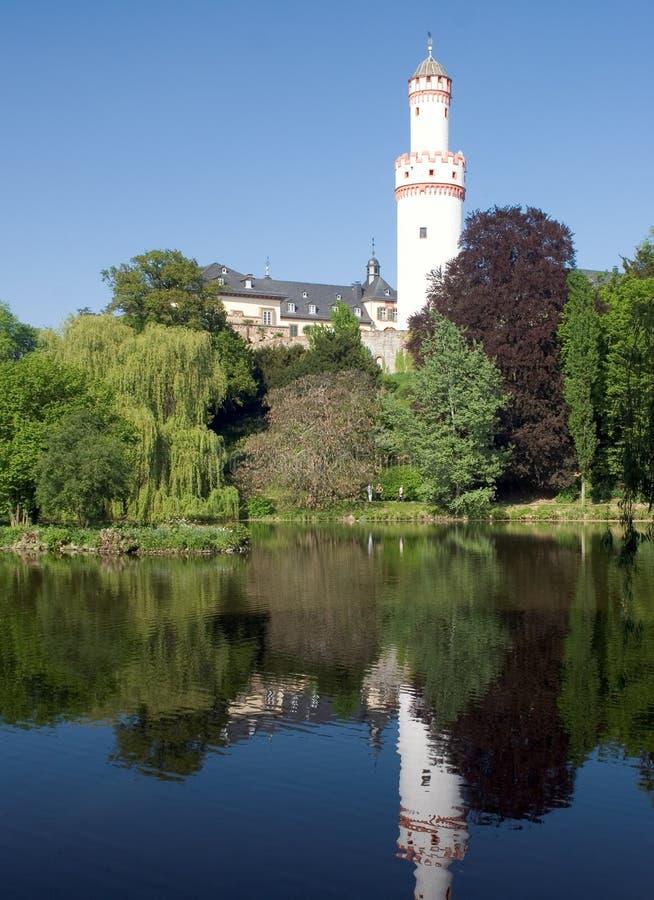 Free Bad Homburg Schloss Portrait Stock Photography - 763602
