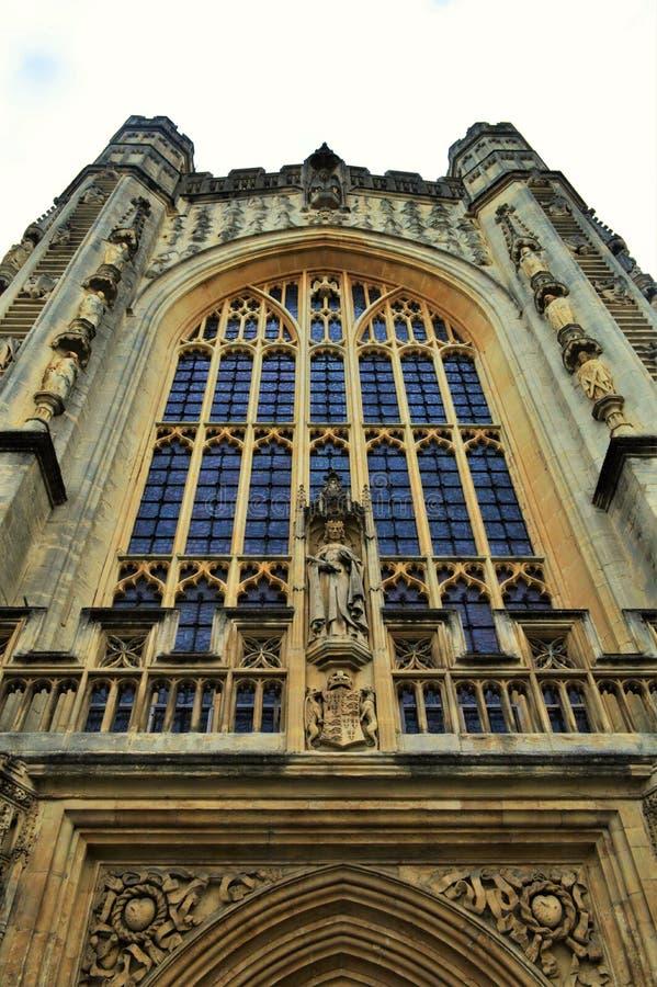 Bad-Kathedralen-Äußeres stockfotos