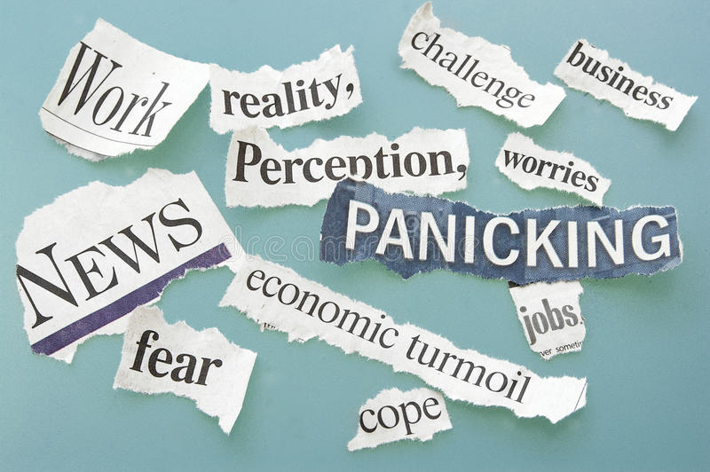 Download Bad news stock image. Image of economy, challenge, bankrupt - 19056639