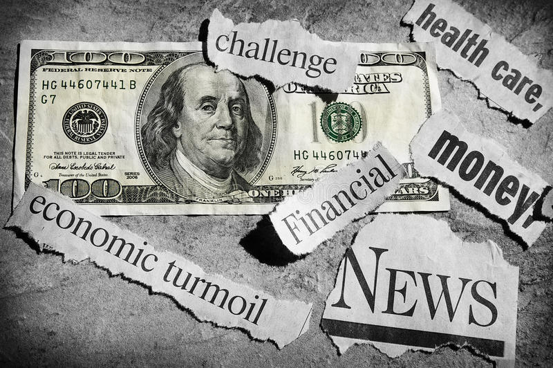 Download Bad news stock image. Image of banking, headlines, events - 27372239