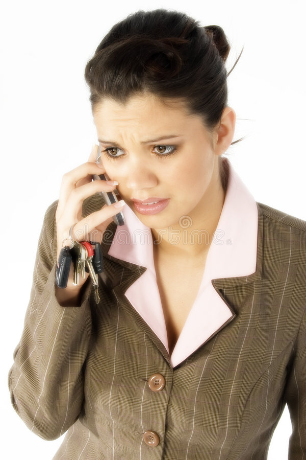 Download Bad News stock photo. Image of talking, conversation, phone - 736138