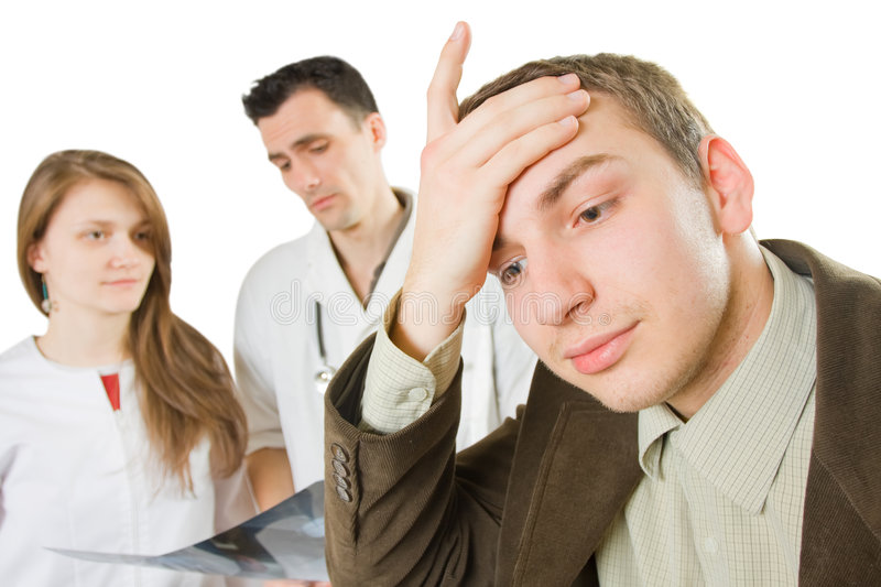 Download Bad news stock image. Image of woman, diagnosis, problem - 8763169
