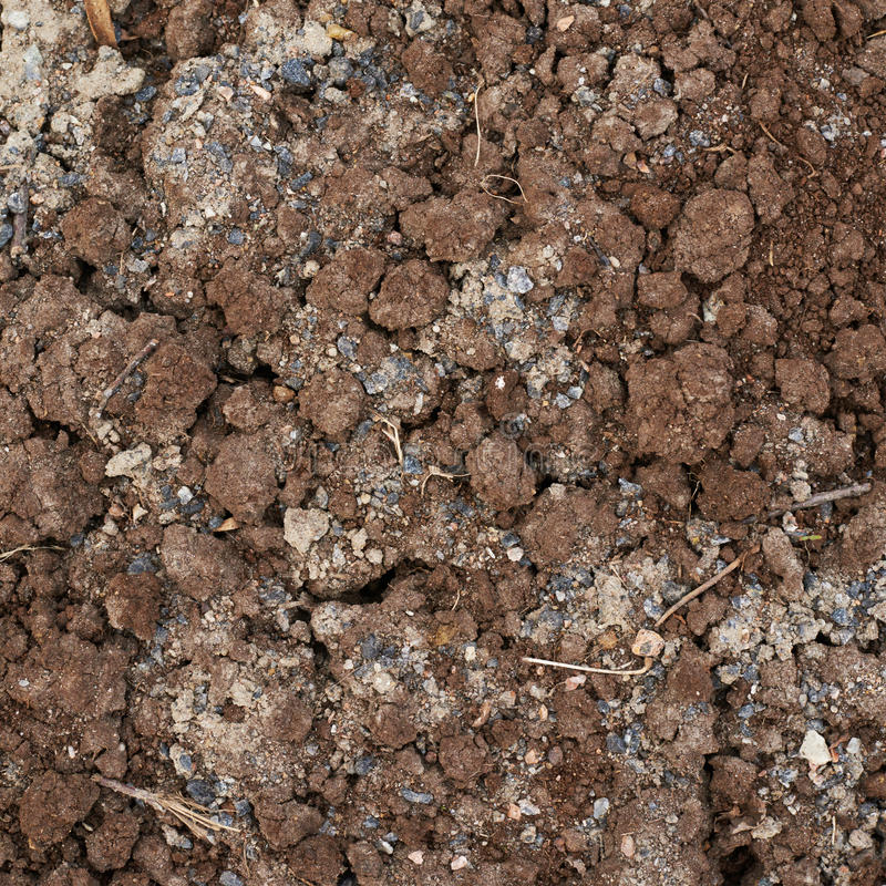 Bad quality earth soil. Composition as an abstract background texture stock photography