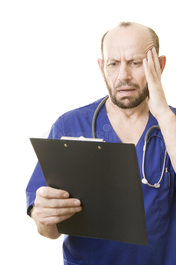 Download Bad results stock photo. Image of healthcare, documents - 1816800
