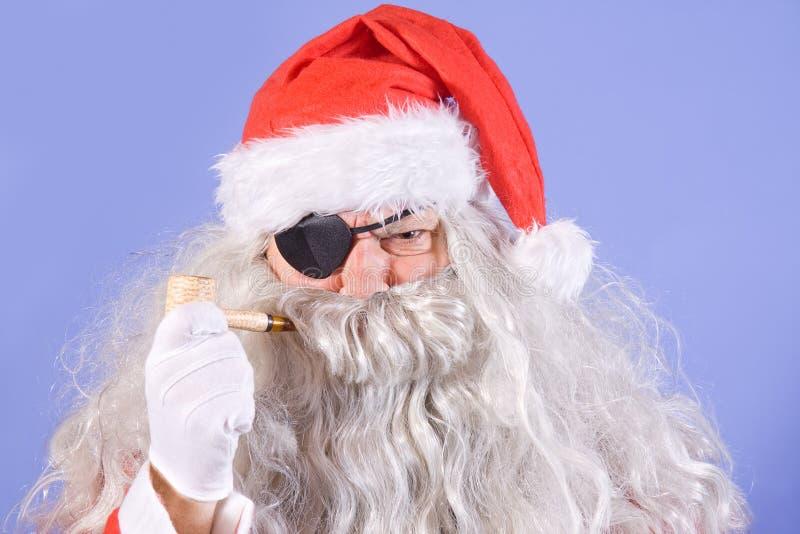 Download Bad Santa Claus stock image. Image of holiday, look, hold - 22285033