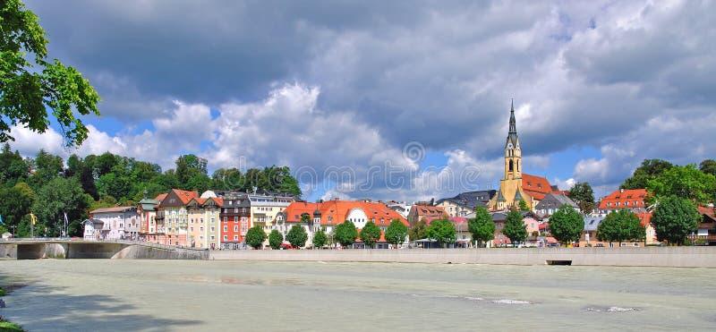 Bad Toelz,Bavaria Stock Photo
