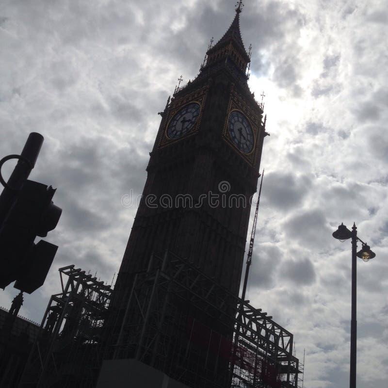 Badać Londyn zdjęcia stock