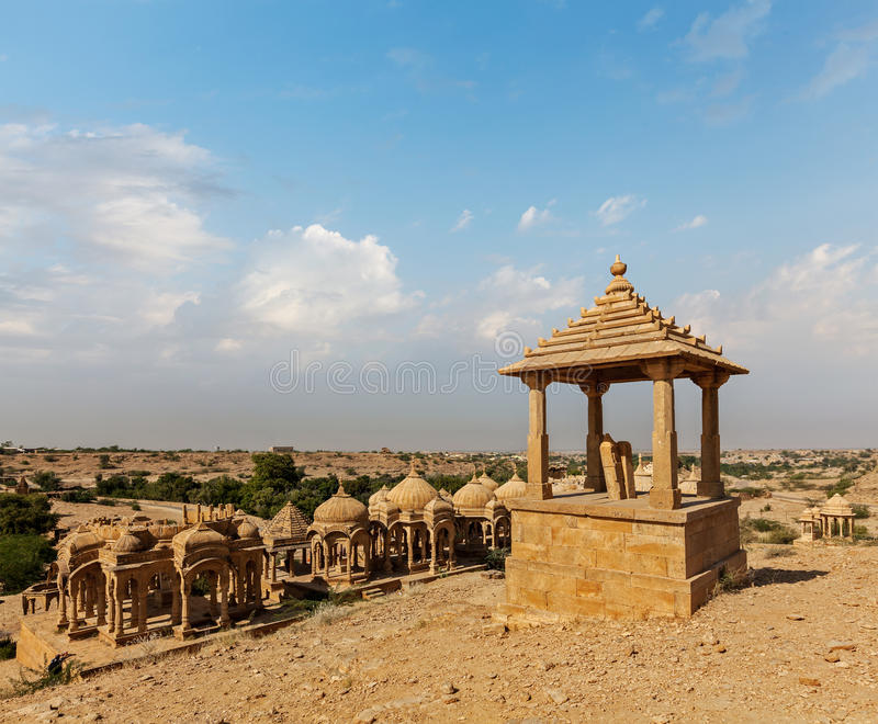 Download Bada Bagh, Jodhpur, Rajasthan, India Stock Photo - Image: 34113798