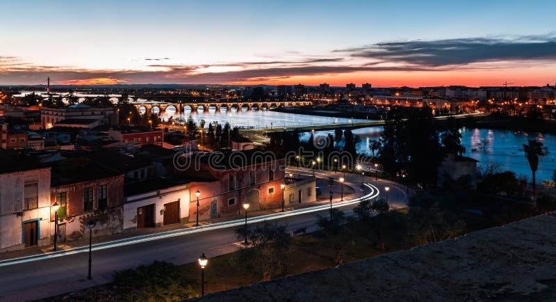 Badajoz obraz stock