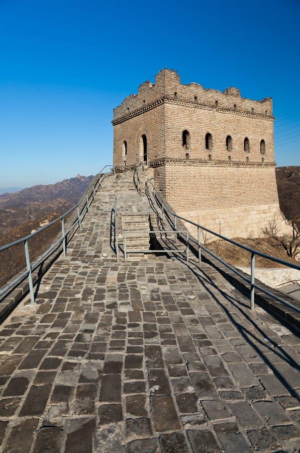 Badaling Great Wall stock photography