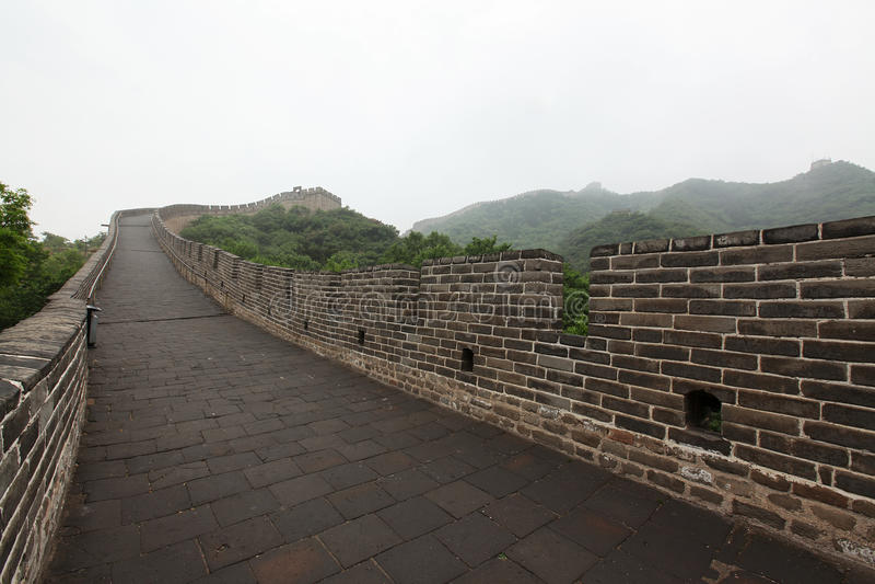 Download Badaling Great Wall, Beijing, China Stock Image - Image: 14854257