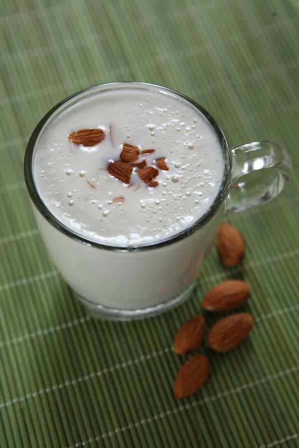 Badam payasam, Badam kheer, Almonds rice pudding royalty free stock photo