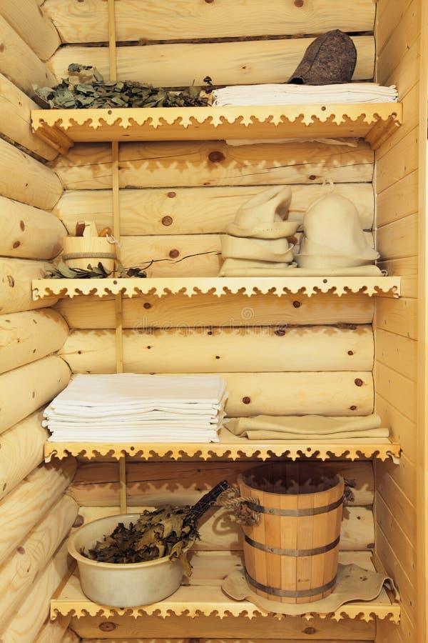 Badausrüstung lizenzfreie stockbilder
