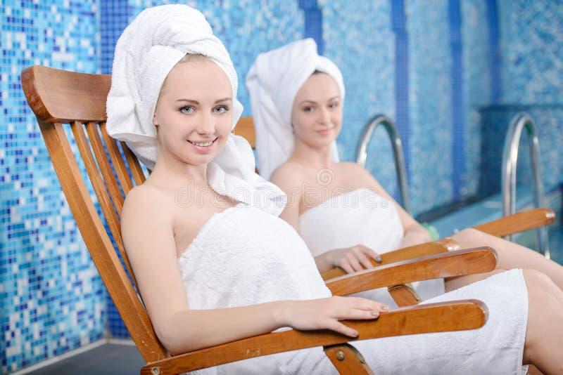 Badekurort und Wellness lizenzfreie stockfotos