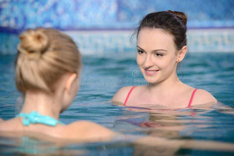 Badekurort und Wellness lizenzfreie stockbilder