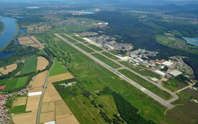 Baden Airpark imagem de stock