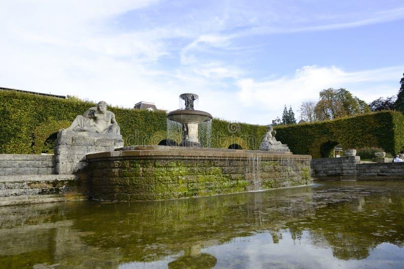 Baden Baden,德国 免版税库存图片