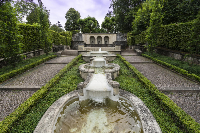 Baden Baden_亚丁乌特姆博格,德国,欧洲 免版税库存照片