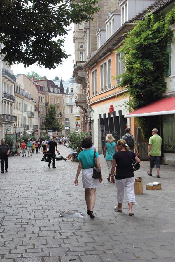 Baden-Baden images libres de droits