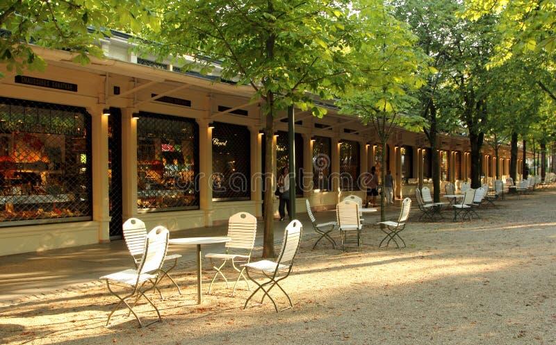 Baden-Baden, Germany royalty free stock photo