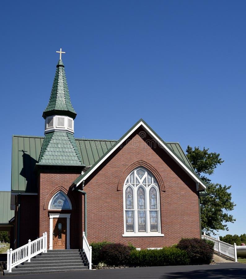 Baden Church occidental image libre de droits