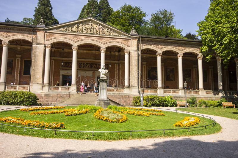 Baden-Baden, Germany royalty free stock photos