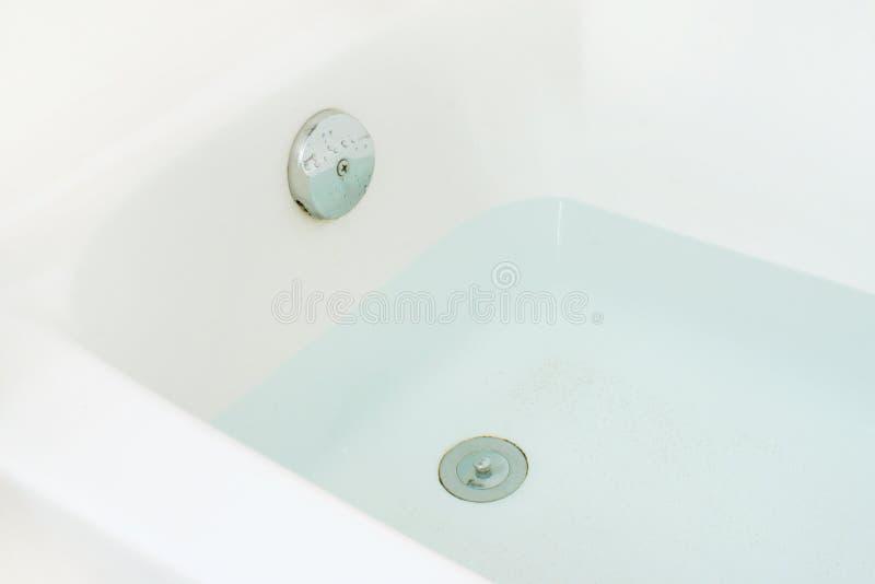 Badewanne lizenzfreie stockfotografie