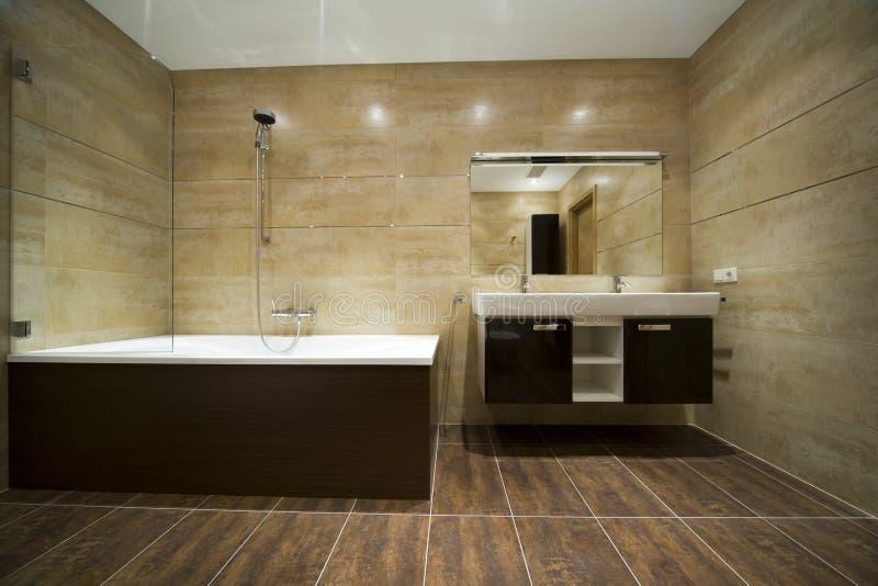 Badezimmer lizenzfreies stockbild