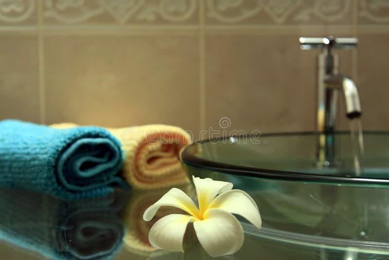 Badezimmer lizenzfreie stockfotografie