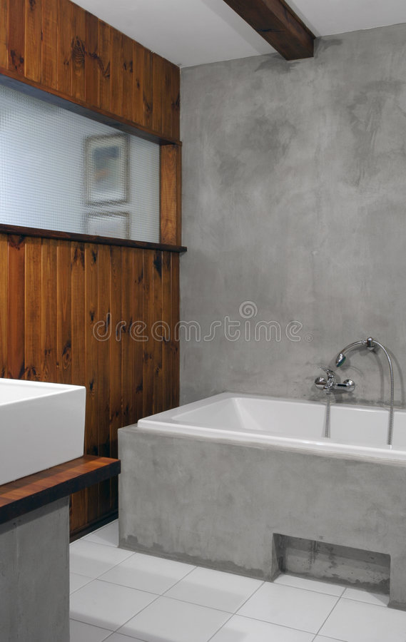 Badezimmer lizenzfreies stockfoto