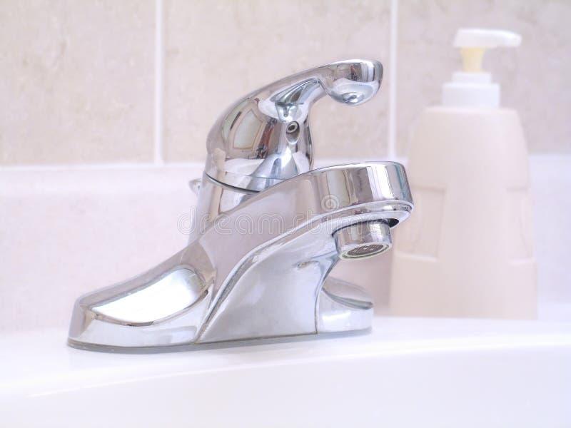 Badezimmer-Wanne stockfotografie