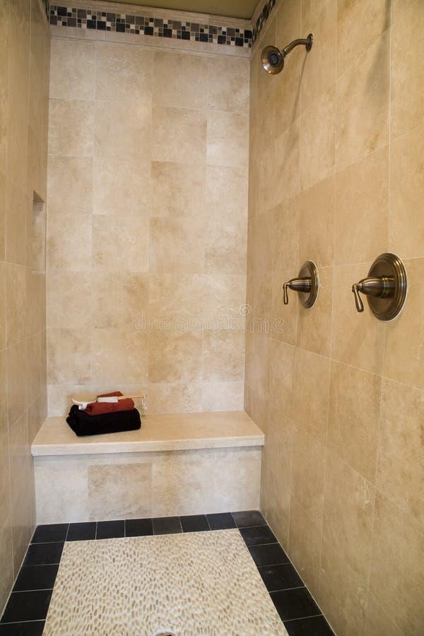 Badezimmerdusche 2706 lizenzfreies stockbild