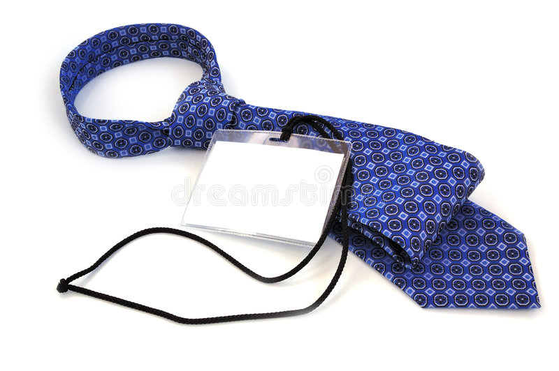 Download Badge and necktie stock image. Image of accessories, object - 7113905
