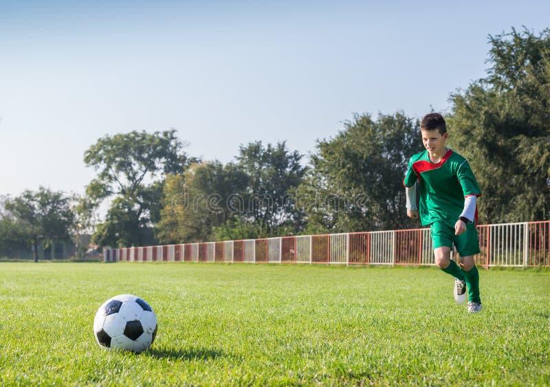 Badine le football photos libres de droits