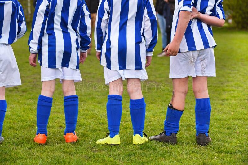 Badine le football image libre de droits