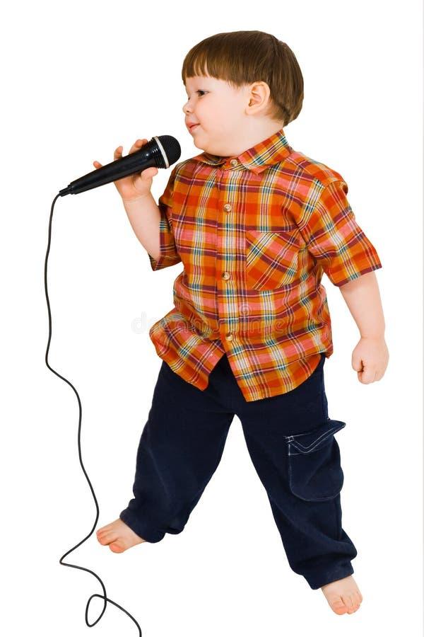 badinez le chant photo libre de droits