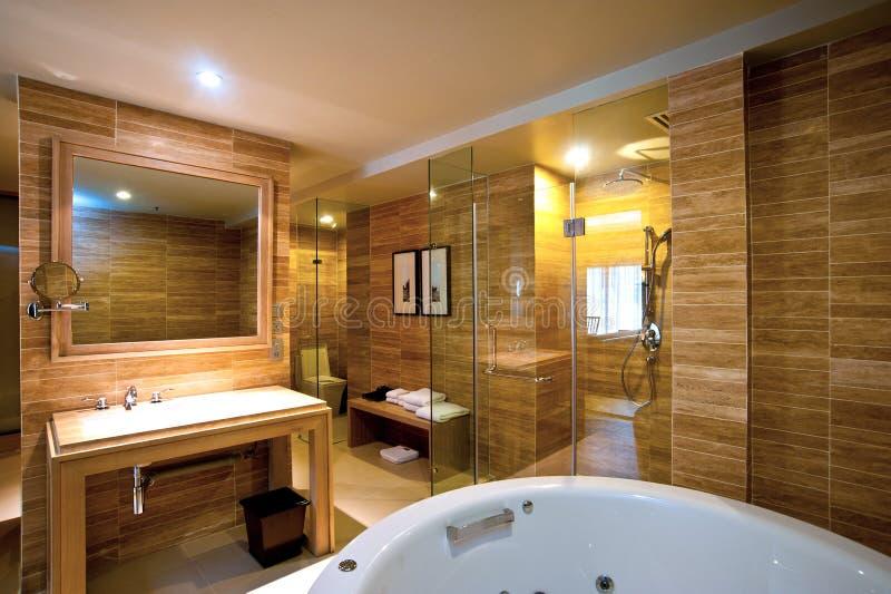 Badkamers stock afbeeldingen