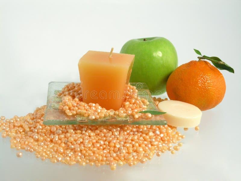 Badkaviar - Luxuxkarosseriensorgfalt lizenzfreie stockfotografie